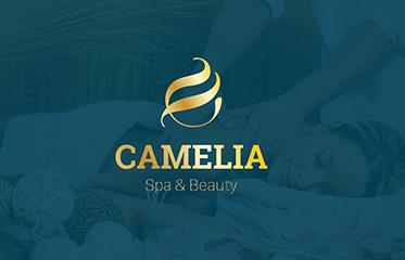 Thiet ke logo Camelia 3