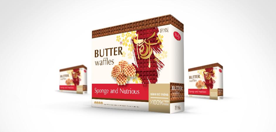 Ricky Butter waffles 3