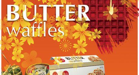 Ricky Butter waffles 4