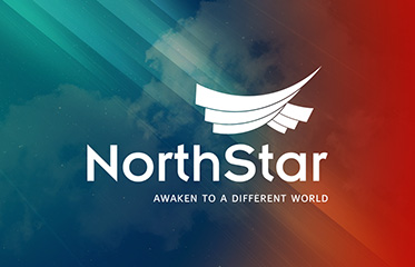 Thiet ke logo Northstar