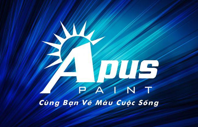 Thiet ke logo son Apus 1
