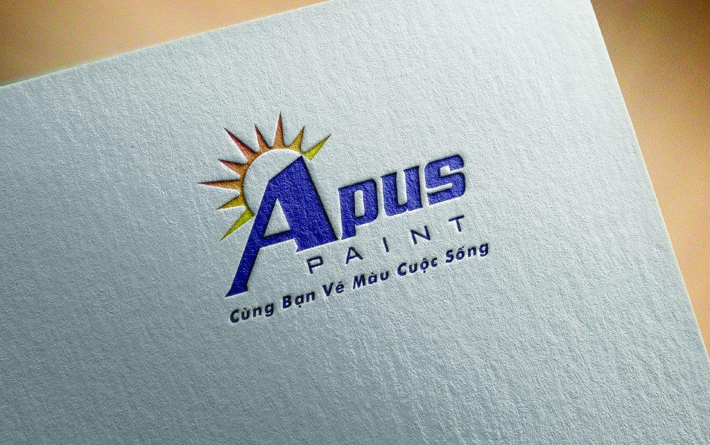 Thiet ke logo son Apus 3