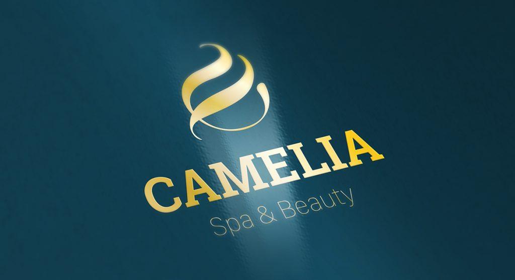 Thiet ke logo Camelia 1
