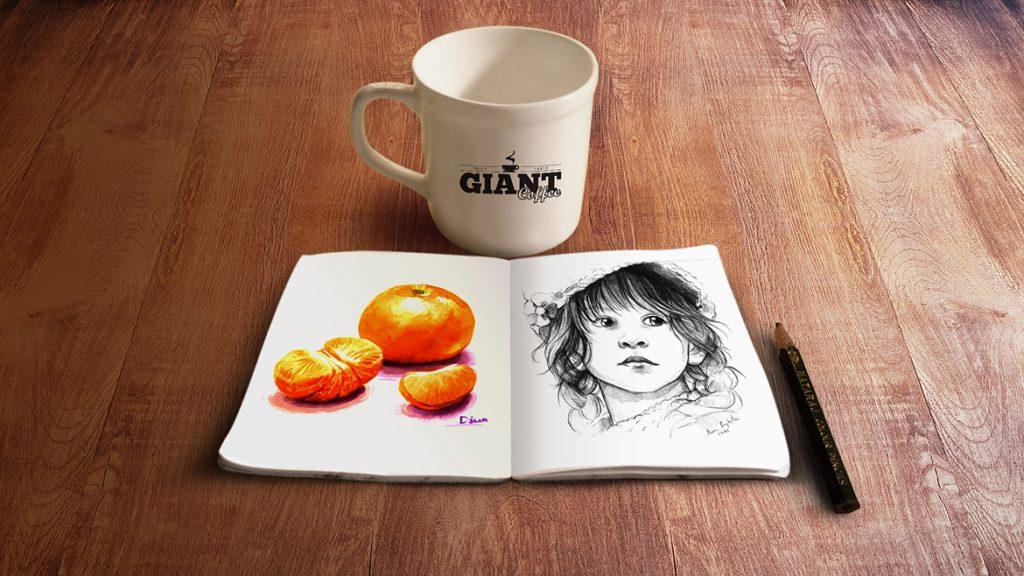 Thiet ke logo Giant 2