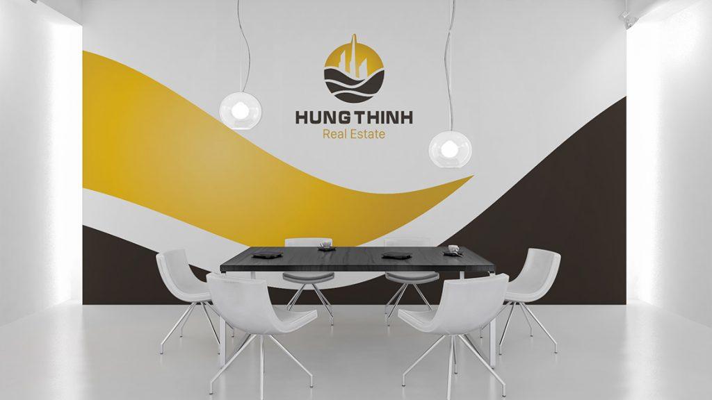 Thiet ke logo Hung Thinh 1
