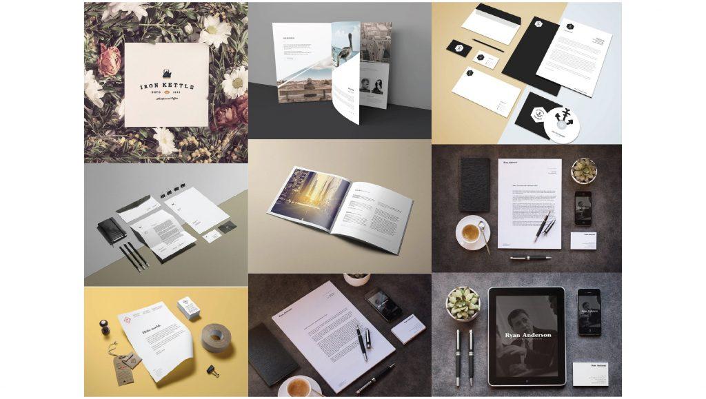 Tuyển tập 1000 Mockup dành cho thiết kế
