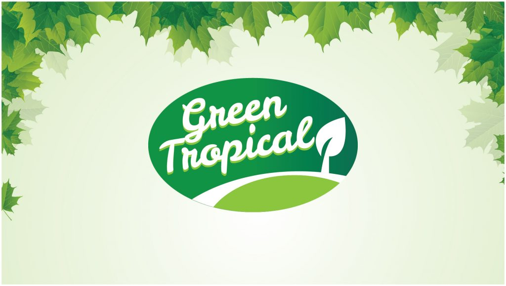 Green Tropical 8-01