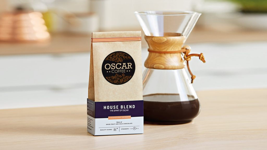 Oscar Coffee 4