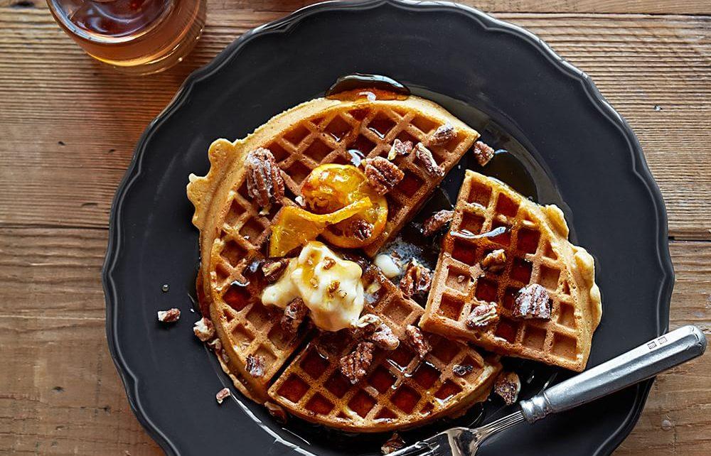 Ricky Butter waffles 2