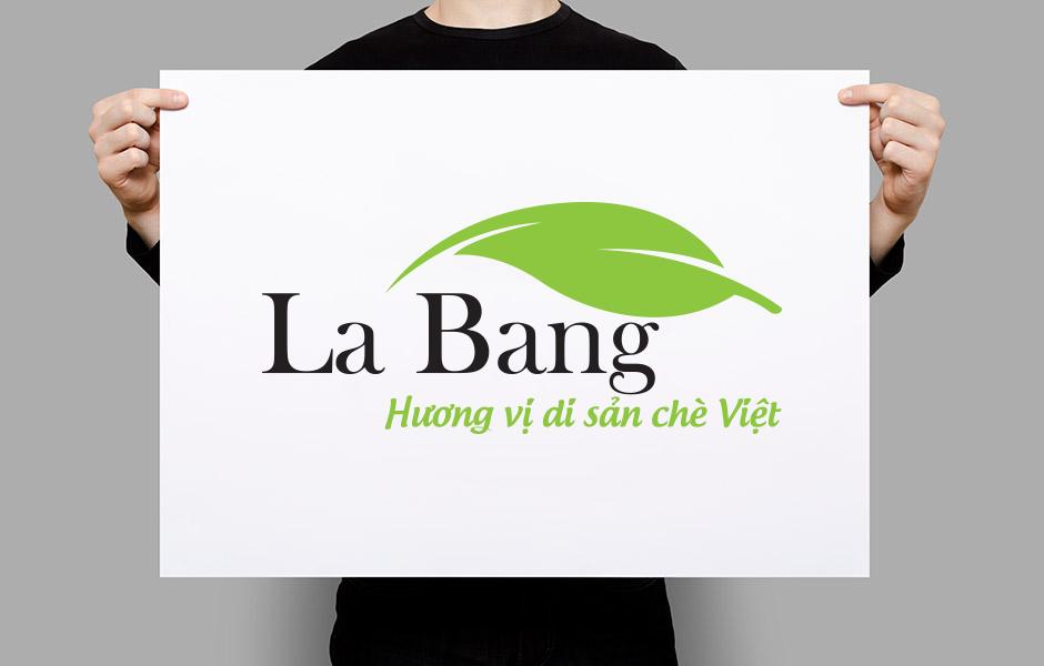 Thiet ke logo La Bang 1
