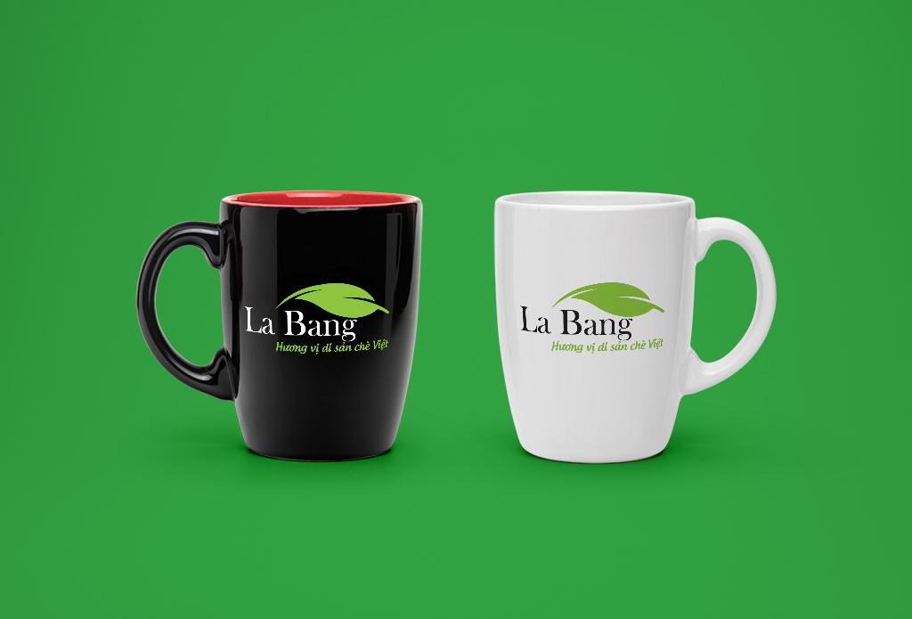 Thiet ke logo La Bang 2