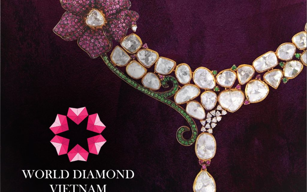 Thiet ke logo World Diamond 3