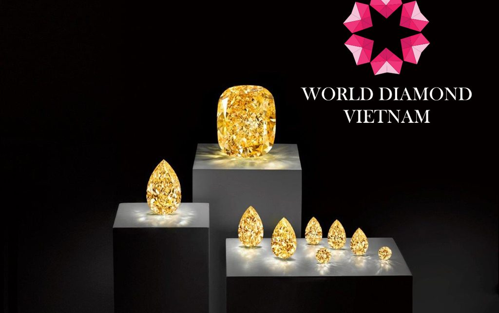 Thiet ke logo World Diamond 4
