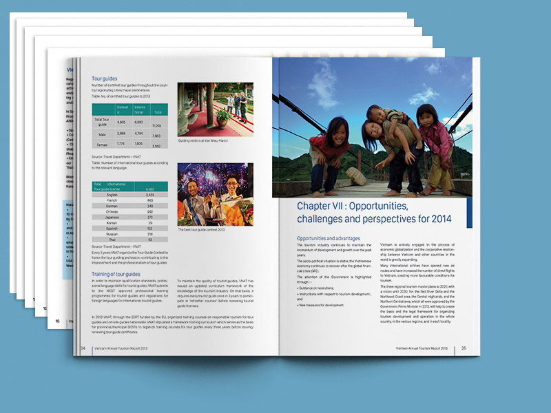 Vietnam Annual Tourism Report 8