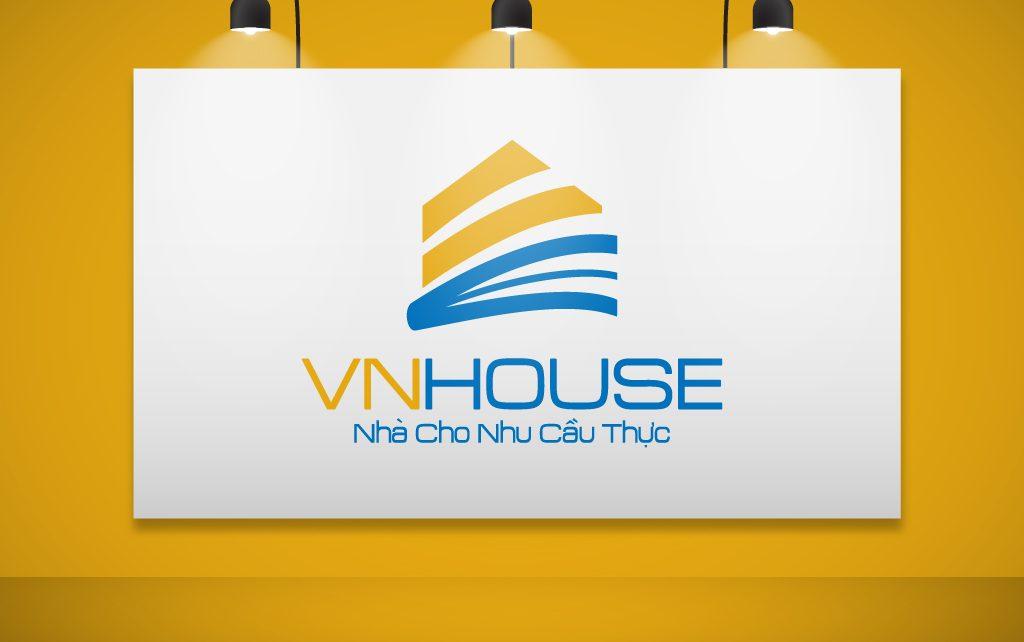Thiet ke logo VN House 3-01