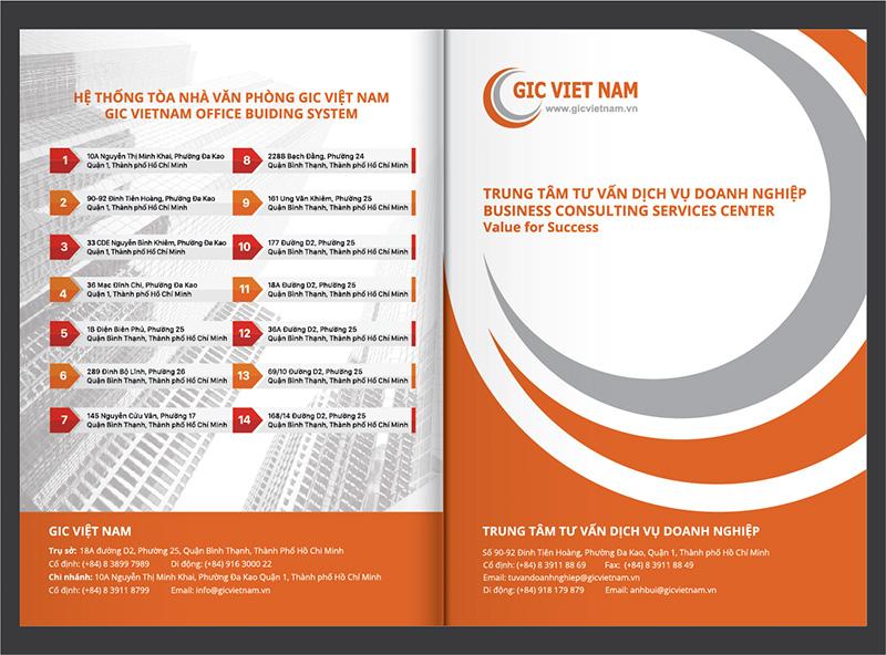 GIC Brochure print
