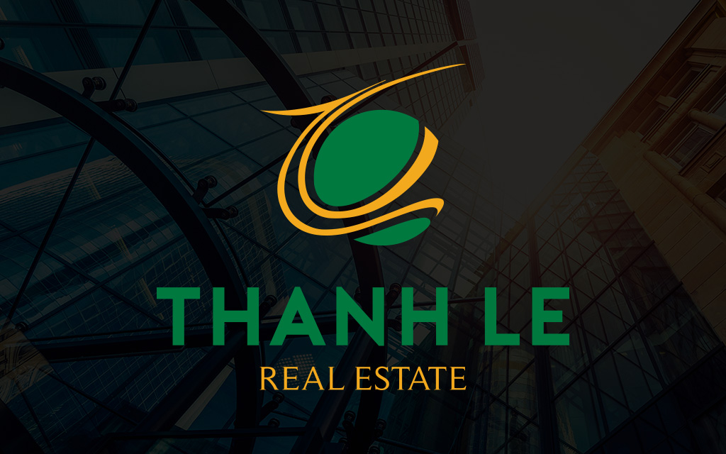 Thiet ke logo Thanh le 1