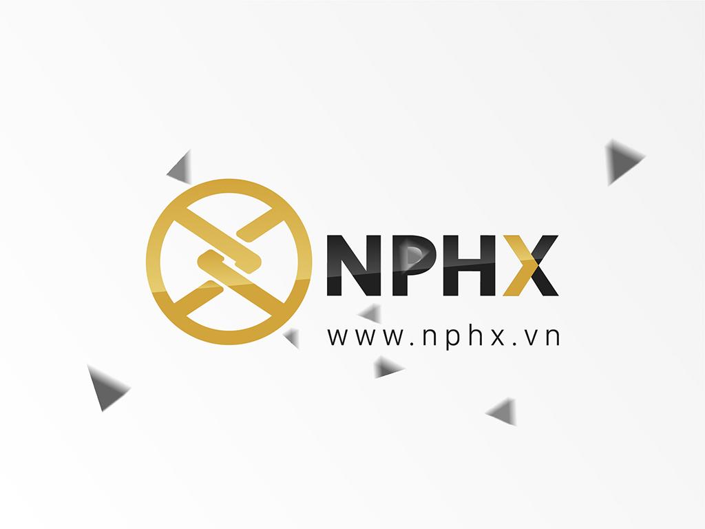 Thiet ke logo X