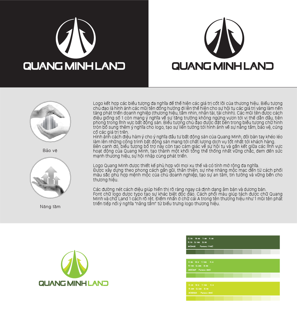 Thiet ke logo Quang Minh Land-02