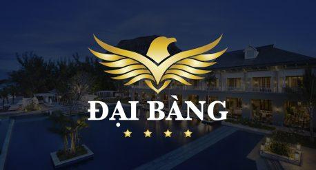 Thiet ke logo khach san Dai Bang