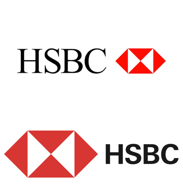 HSBC-Logo comparision