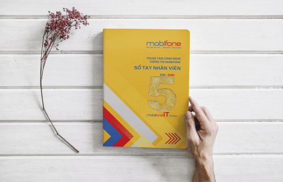Dự án thiết kế sổ tay nhân viên Tổng công ty Viễn thông Mobifone - Trung tâm công nghệ thông tin do Adina Việt Nam thực hiện 1