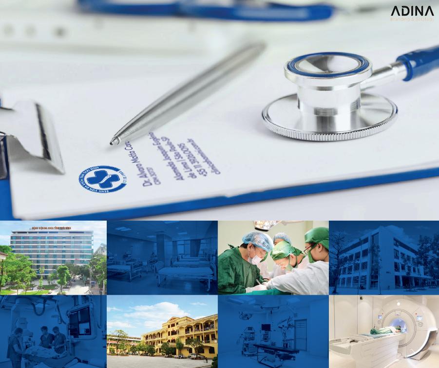 Nhận diện thương hiệu bệnh viện qua thiết bị y tế