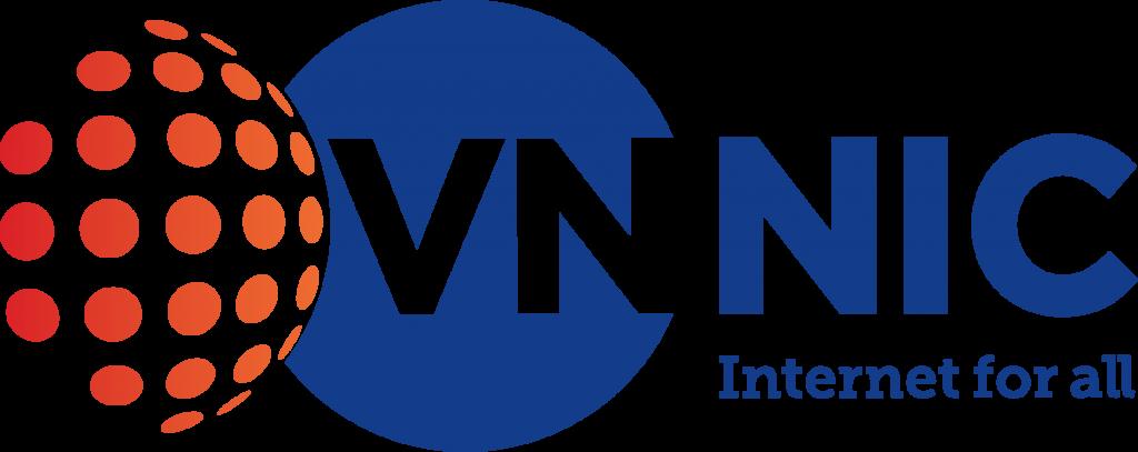 Logo nhận diện thương hiệu của VNNIC