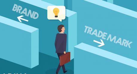 Phân biệt Trademark và Brand