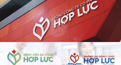 Dự án thiết kế logo Tổng công ty Hợp Lực do Adina Việt Nam thực hiện 5