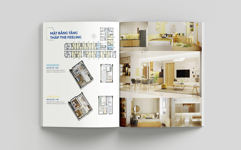 Dự án thiết kế bộ nhận diện thương hiệu dự án bất động sản Pi City 20
