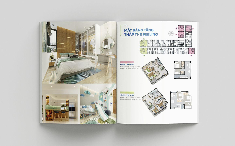 Dự án thiết kế bộ nhận diện thương hiệu dự án bất động sản Pi City 21