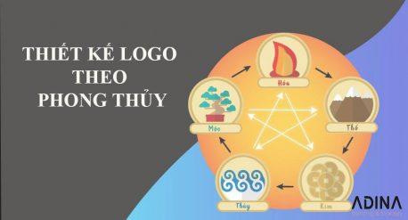 Thiết kế logo theo phong thủy