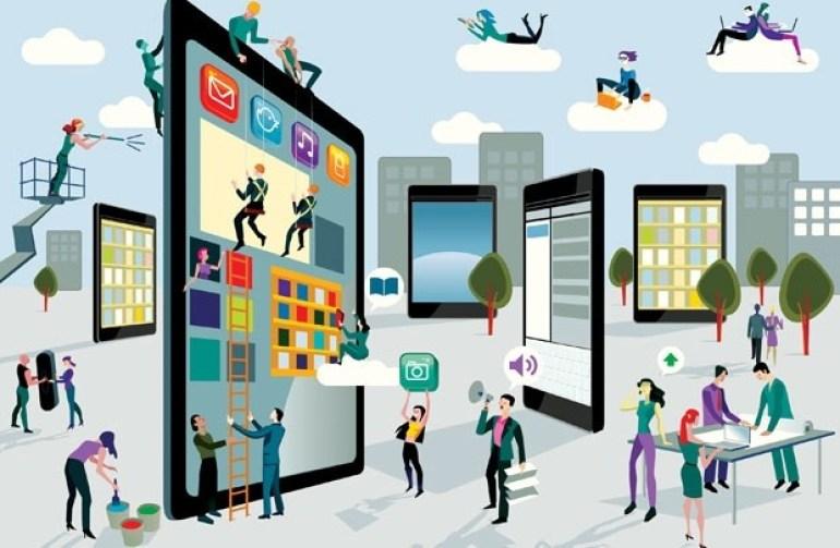Phương tiện truyền thông là các công cụ phục vụ quá trình lưu trữ và cung cấp thông tin/ dữ liệu tới khách hàng