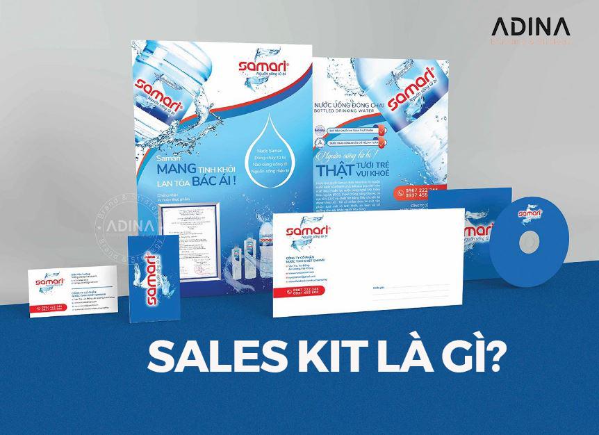 Sales kit là gì? Bộ sales kit bao gồm những gì?