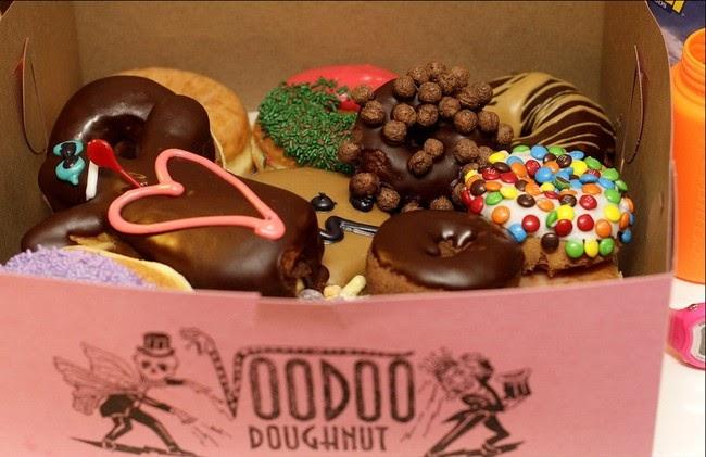 USP của Voodoo Doughnut