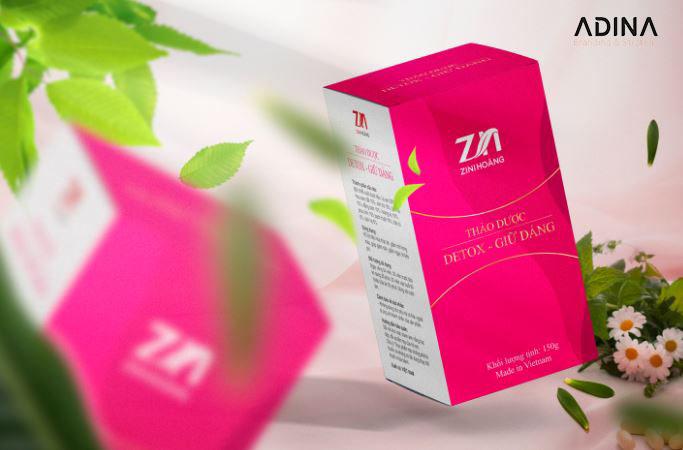 Bao bì thảo dược giảm cân ZINI Hoàng cung cấp thông tin hữu ích tới người dùng