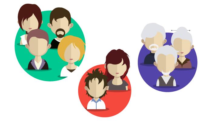 Nhân khẩu học giúp chiến lược tiếp thị của doanh nghiệp hiệu quả hơn