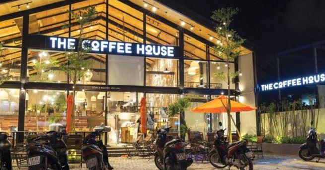 Bộ nhận diện thương hiệu chuỗi cửa hàng cafe The Coffee House