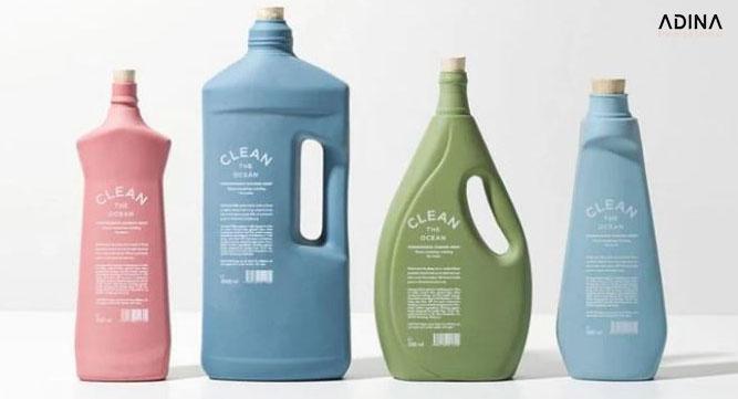 Thiết kế bao bì xanh thân thiện với môi trường (Nguồn: The Dieline/ KOREFE)