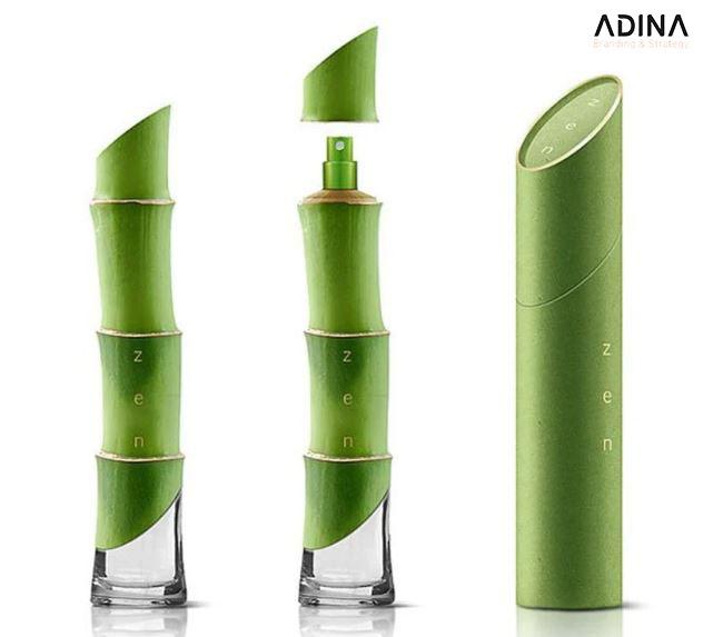 Ý tưởng thiết kế tái hiện nguyên liệu tạo ra sản phẩm ngay trên bao bì (Nguồn: Boredpanda/ Igor Mitin)