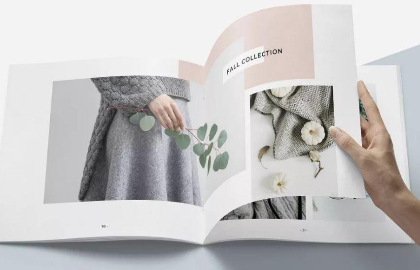 Bộ lookbook Magnolia