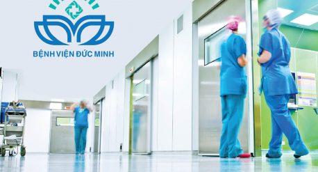 Bộ nhận diện thương hiệu bệnh viện, phòng khám