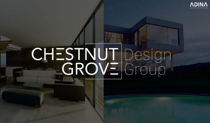 Logo công ty nội/ ngoại thất Chestnut Grove