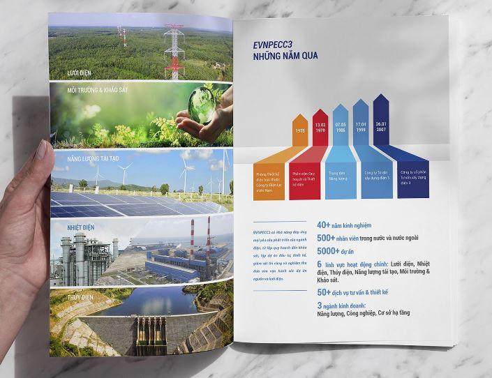 Mẫu brochure PECC3