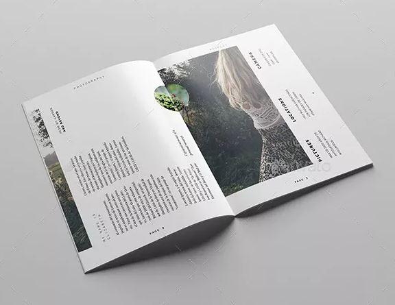 Mẫu brochure đa dụng
