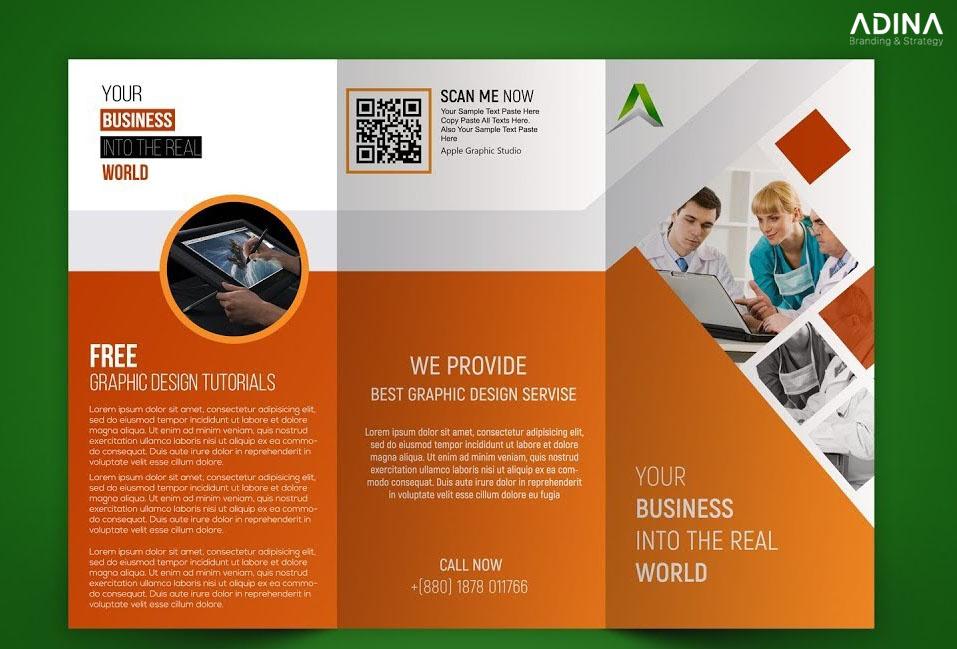MỚI NHẤT| Tuyển tập mẫu thiết kế brochure đẹp dành tặng bạn