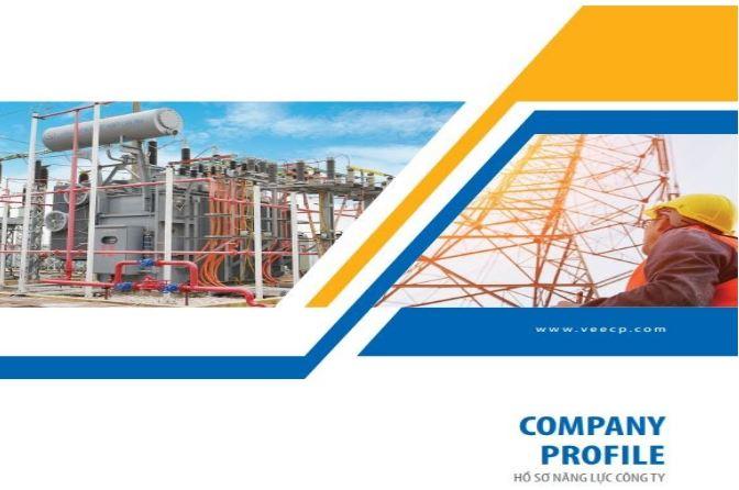 Mẫu hồ sơ năng lực Công ty sản xuất điện Cẩm Phả