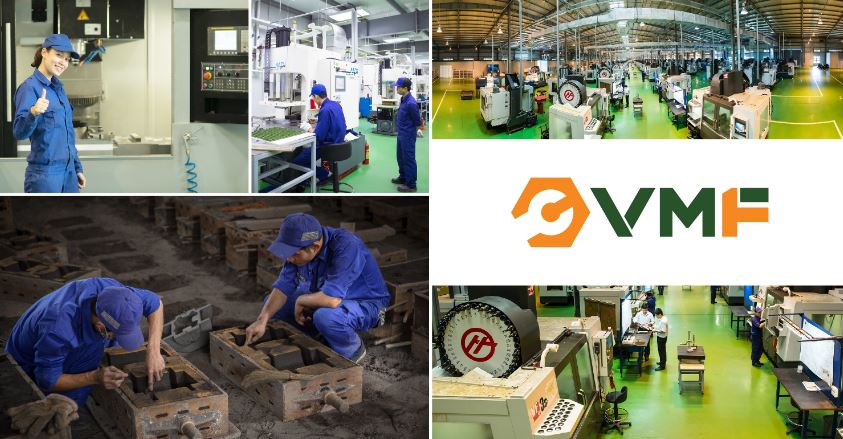 Chụp hình doanh nghiệp VMF