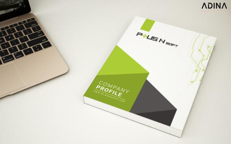 Dịch vụ thiết kế profile công ty chuyên nghiệp